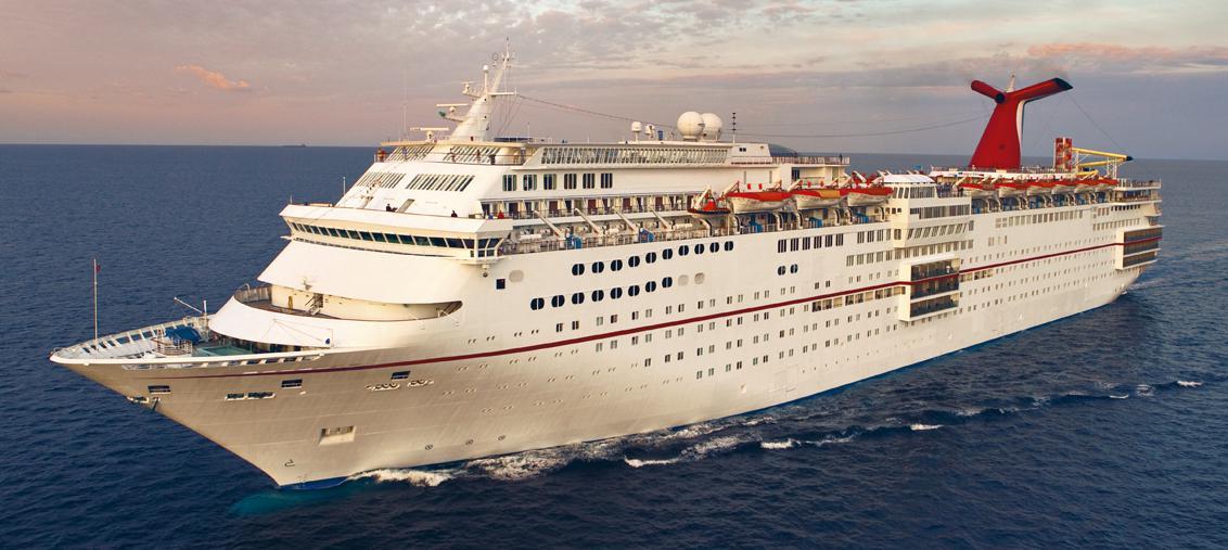 Carnival Ecstasy Orange Cruises
