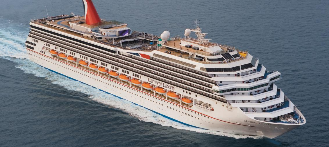 Carnival Liberty  Orange Cruises