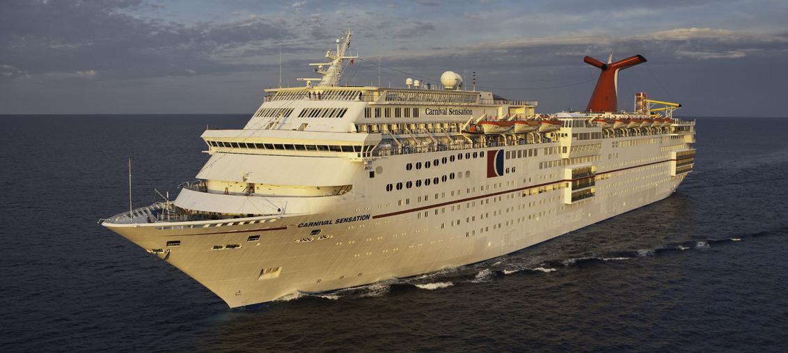 Carnival Cruise Sensation 2018  Punchaos