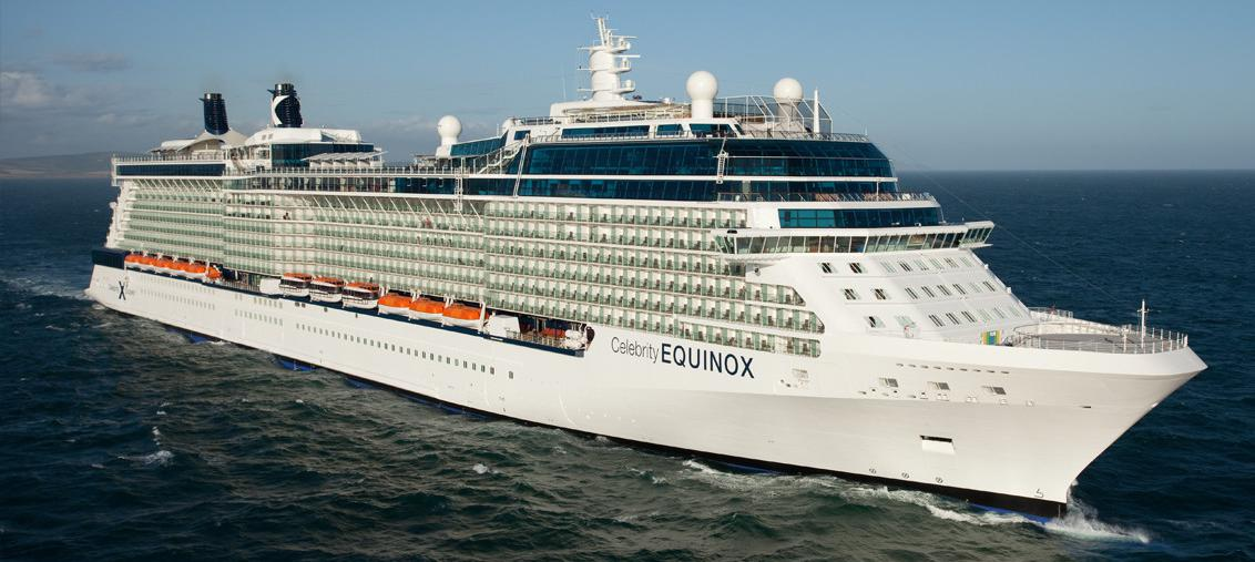 Celebrity Solstice Itineraries and Sailings on iCruise.com