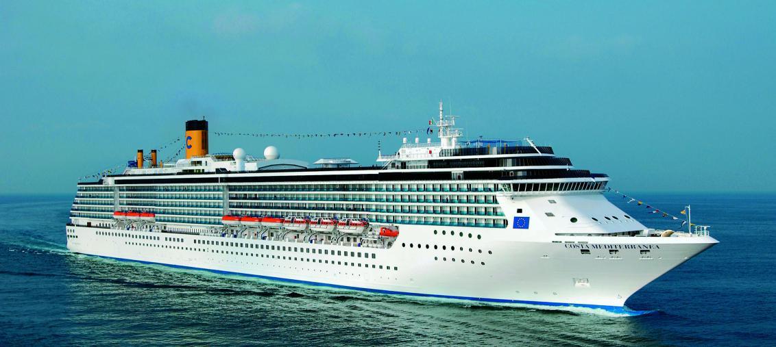 Costa Mediterranea  Orange Cruises
