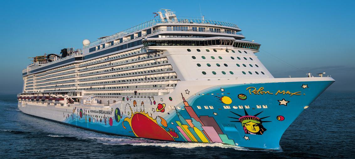 Norwegian Cruise Ships Year Built Fitbudha Com