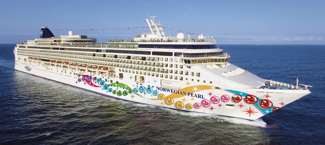 Norwegian Pearl Orange Cruises