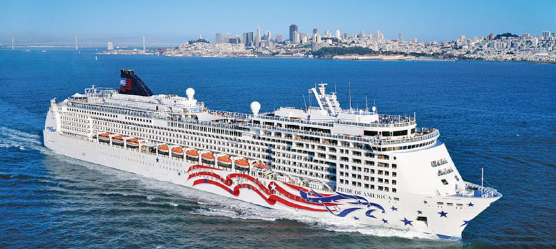 Pride Of America  Orange Cruises