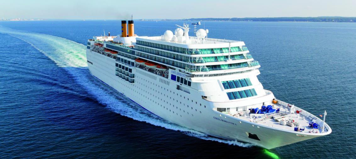 Costa Neoromantica Orange Cruises