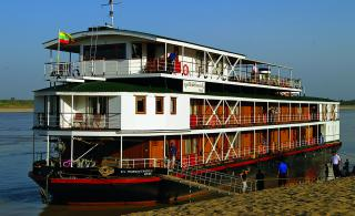 "16/17days cruise ""Golden Myanmar"" with Nicko Cruises"